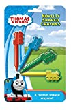 Anker Thomas Novelty Shaped Crayons (Pack of 4)