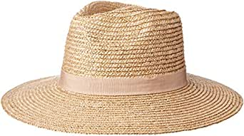 Ace of Something Wesley Fedora, Bisque, One Size