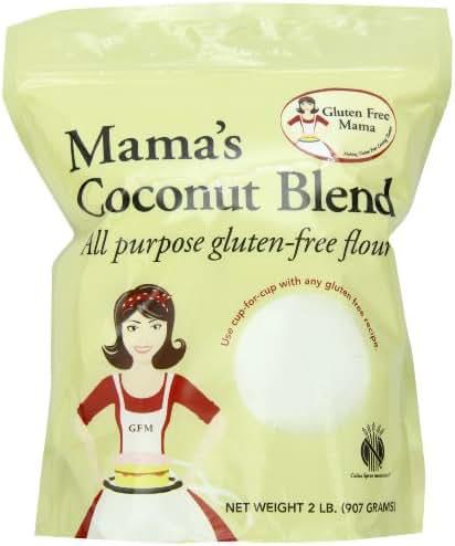 Gluten Free Mama Mama's Coconut Blend