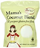 Gluten Free Mama's Coconut Flour  Blend  2lbs (2pack)