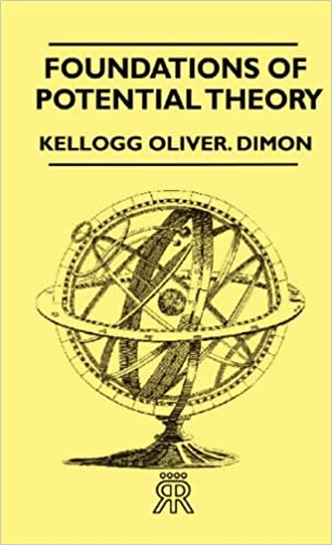 KELLOGG POTENTIAL THEORY PDF DOWNLOAD