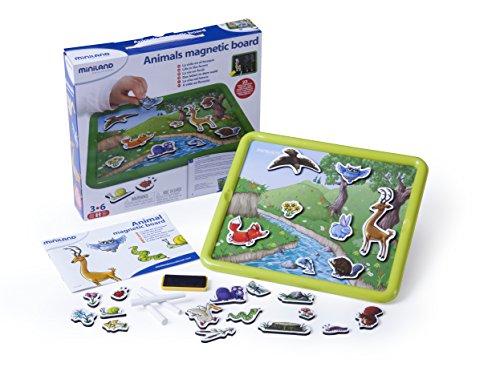 (Miniland Animal Magnetic Board Game)