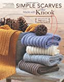 Simple Scarves Made with the Knook-Nine