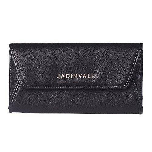 Zip Flap Checkbook Wallet - 7