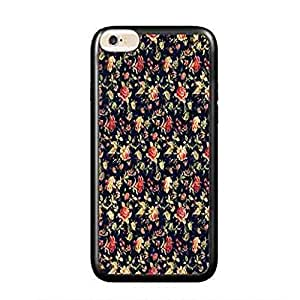 Vintage Floral Pattern iPhone 6 PLUS RUBBER (TPU) Case Cover For 5.5
