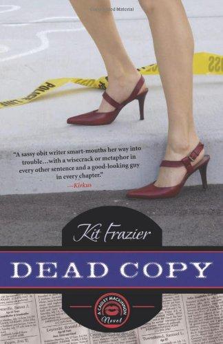 Dead Copy (The Cauley MacKinnon Novels)