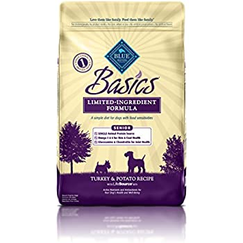 blue basics limited ingredient dog food