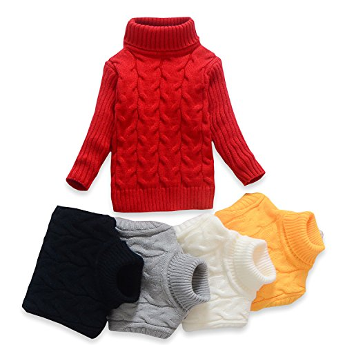 Knit Boys Sweater - 7