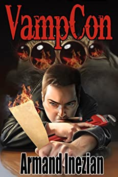 VampCon by [Inezian, Armand]