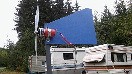 Small Wind Turbine Generator Pacific Sky Power