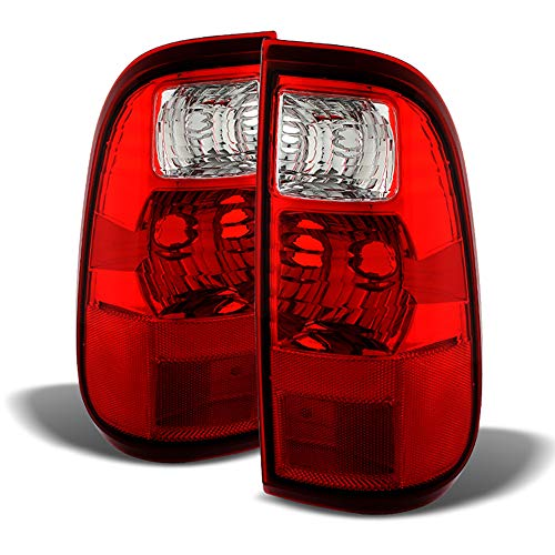 - ACANII - For 2008-2016 Ford F250/F350/F450/F550 Super Duty Tail Lights Left+Right Replacement