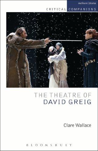The Theatre of David Greig (Critical Companions)