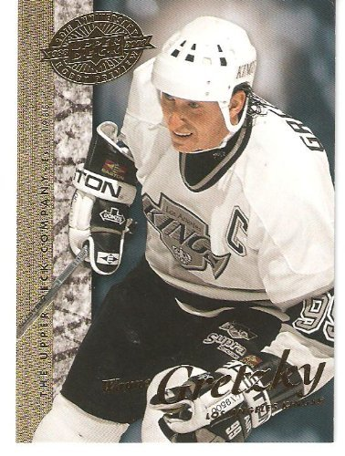 - 2008 Upper Deck 20th Anniversary Hobby Preview (Promo) #UD-32 Wayne Gretzky - Los Angeles Kings (Hockey Cards) Trading Card Case