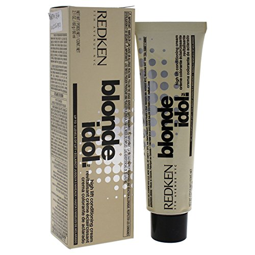 Redken Blonde Idol High Lift Conditioning Cream Base for Unisex, 5-7PA/Pearl Ash, 2.1 Ounce Ash Blonde Base