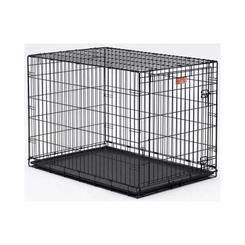 Midwest Dog Single Door i-Crate Black 18' x 12' x 14'