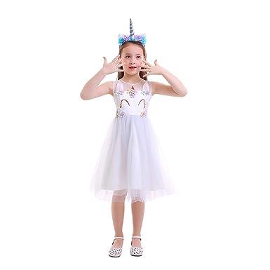 Mode Süße Kleinkind Kinder Baby Mädchen Kleidung Tutu Rock Outfits Nette Kinder Tüll Rock Stirnband Regenbogen Rock Professionelles Design Mädchen Kleidung Röcke