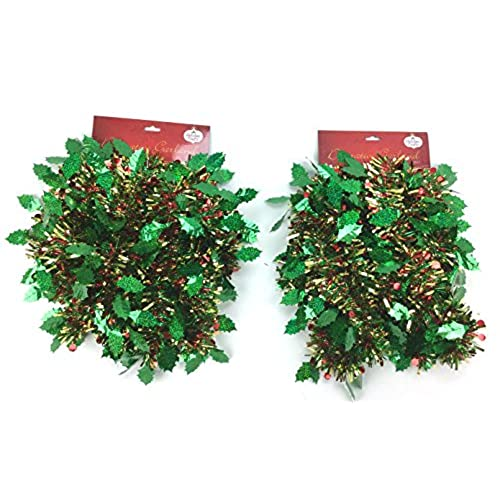 Christmas Lighted Garland: Amazon.com