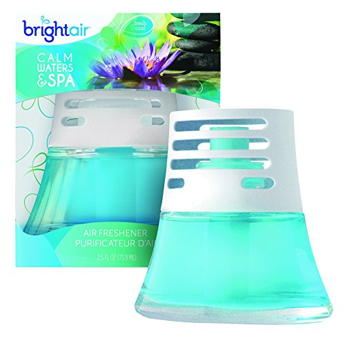 BRIGHT Air 900115CT Scented Oil Air Freshener, Calm Waters a
