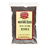 Mustard Seeds 7oz by Spicy World