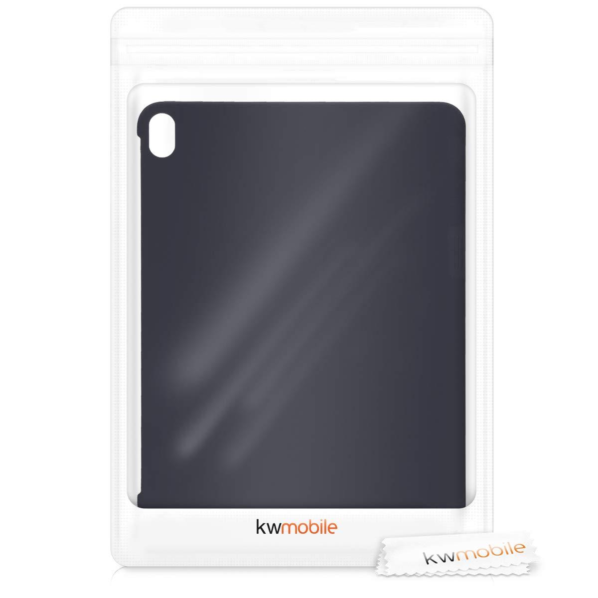 - Carcasa Trasera TPU de kwmobile Funda Inteligente para Apple iPad Pro 11 2018 Transparente para Tablet en