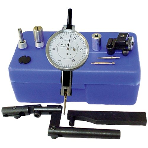 HHIP 4400-0014 Swiss Style Dial Test Indicator Kit with .0005