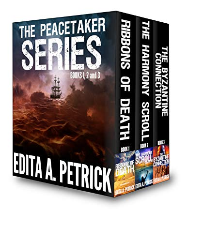 The Peacetaker Series  Boxset by Edita A. Petrick ebook deal