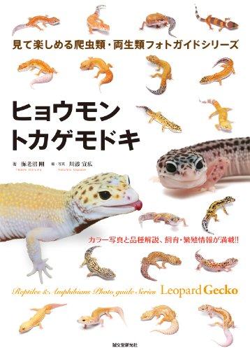 ヒョウモントカゲモドキ (見て楽しめる爬虫類・両生類フォトガイドシリーズ)