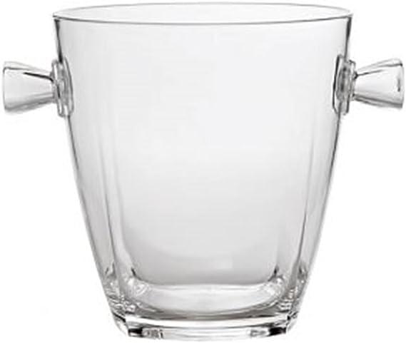 Franmara FR-9212 Marble Champagne Cooler 7.125-Inch White