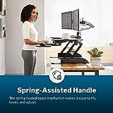 VARIDESK - Height-Adjustable Standing Desk - Pro