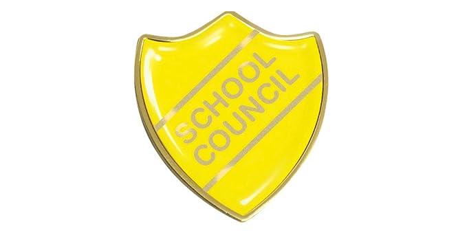 Head Boy School Shield Badge Handmade Vitreous Enamel