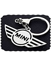 Mini Cooper Car key chain - stainless steel keychain