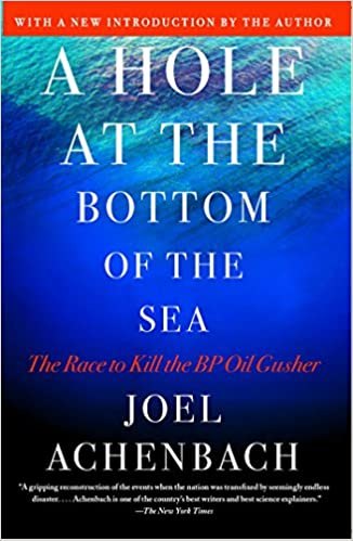 What bottom hole in sea
