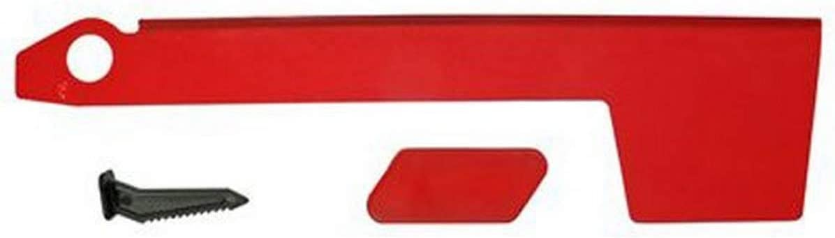 Solar Group RF000R06 Aluminum Flag Replacement Kit Style May Vary