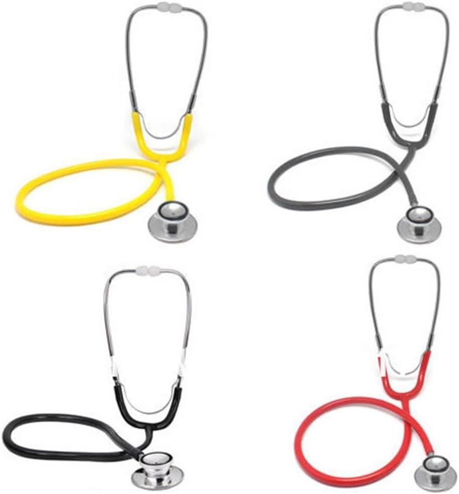 Winwill Estetoscopio médico de la Familia EMT Doble para la Favorable Enfermera Doctor Vet Salud del Estudiante