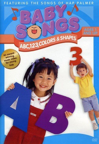 - Baby Songs - ABC, 123, Colors & Shapes