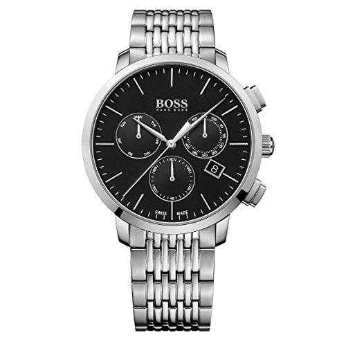 Hugo Boss Mens Men's Chronograph Analog Dress Quartz Watch (Imported) 1513267