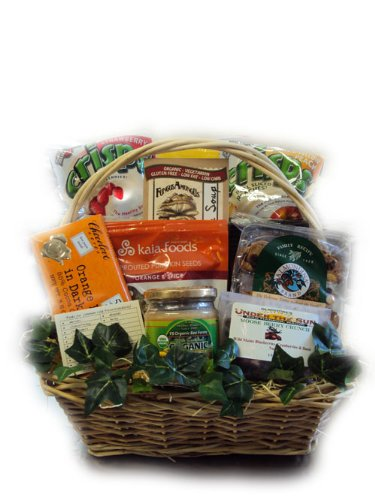 Get Well Healthy Gift Basket by Well Baskets