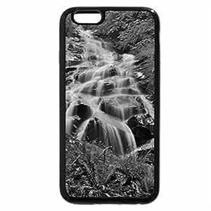iPhone 6S Plus Case, iPhone 6 Plus Case (Black & White) - One serene morning