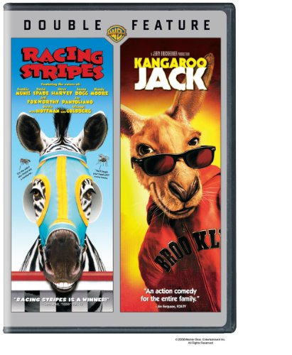 Racing Stripes/Kangaroo Jack (DBFE)