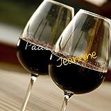Wine Enthusiast Wine Glass Writer Metallic Pen (3 Pack)