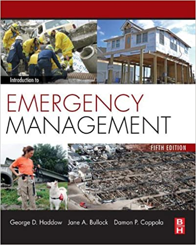 Introduction to emergency management george haddow jane bullock introduction to emergency management george haddow jane bullock damon p coppola ebook amazon fandeluxe Image collections