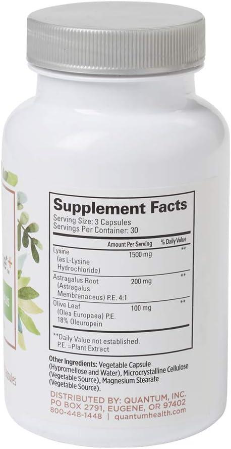 Solgar L-Lysine 1000 mg, 250 Tablets