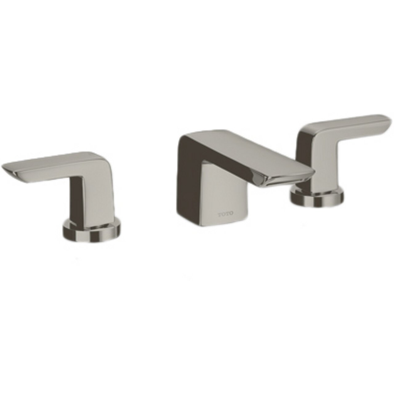 Toto TL960DDLQ#BN 1.5 GPM Soirée Widespread Lavatory Faucet, Brushed ...