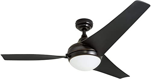Honeywell Ceiling Fans 50514-01 Rio 52 Ceiling Fan, Oil Rubbed Bronze Renewed