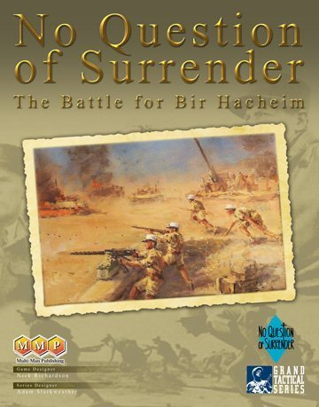 MMP: No Question of Surrender Board Game by MMP Multi-Man Publishing