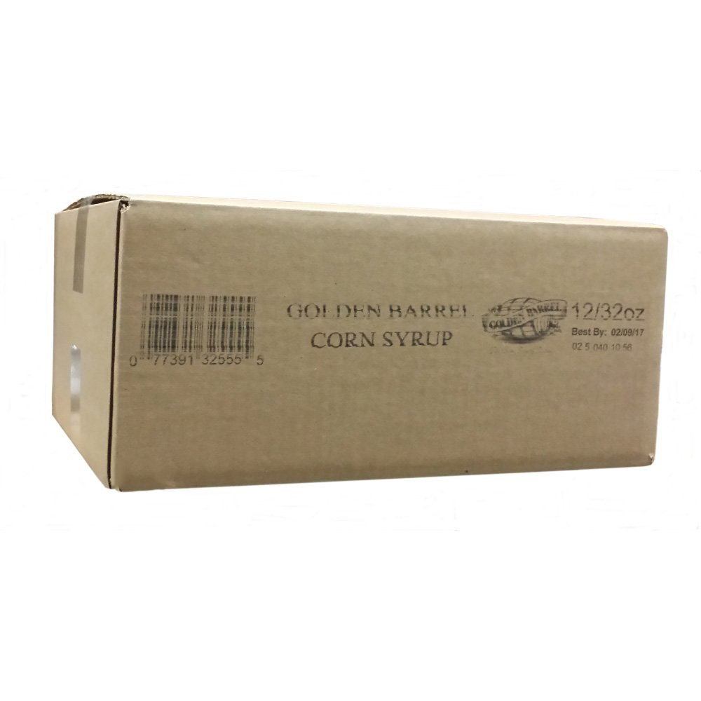 Golden Barrel Corn Syrup (12/32 flo. oz. Case)