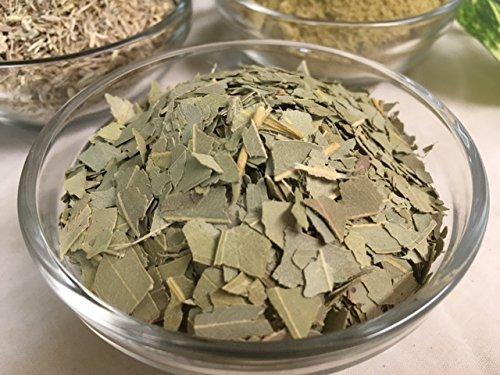 Organic Eucalyptus Leaf Dried ~ 1 Ounce Bag ~ Eucalyptus (Eucalyptus Leaf)