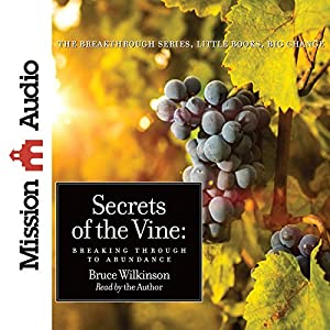 Secrets of the Vine Audiobook