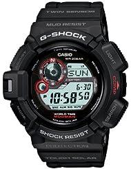 Casio Mens G9300-1 Mudman G-Shock Shock Resistant Multi-Function Sport Watch