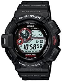 Men's G9300-1 Mudman G-Shock Shock Resistant Multi-Function Sport Watch